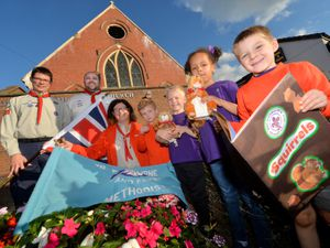 The 3rd Wombourne Scouts in Wolverhampton have launched the Squirrels