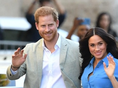100 days since Harry and Meghan stepped down as working royals