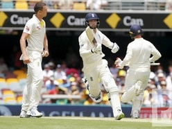 Stoneman and Vince help England edge first morning in Ashes test