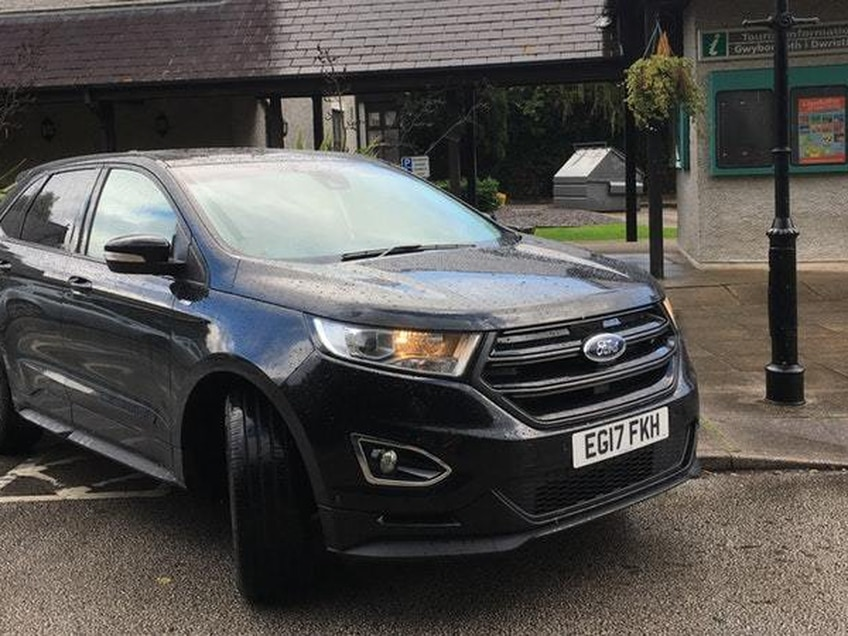 The Ford Edge brings a slice of the States to the UK