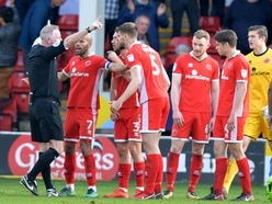 Furious Dean Keates labels penalty decision against Walsall as an 'embarrassment'