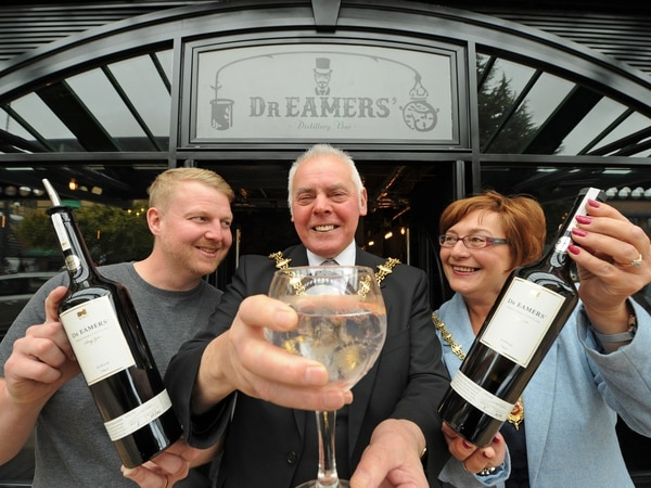 New Dudley gin bar is just the tonic