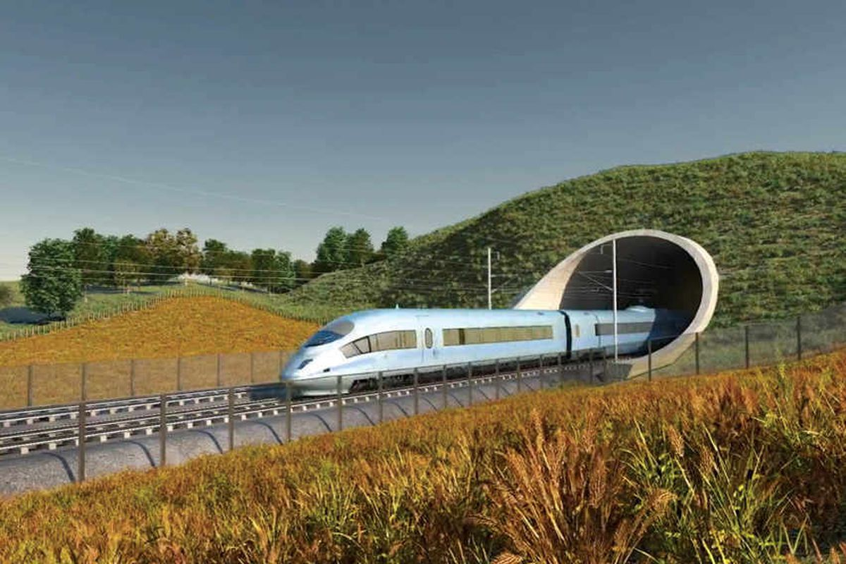 There are concerns phase one of HS2 may not be complete until 2030