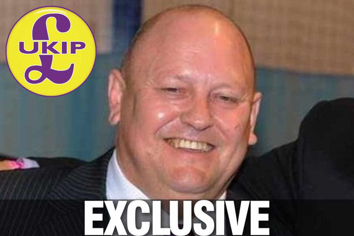 UKIP Black Country candidate condemns 'evil cult of Islam'