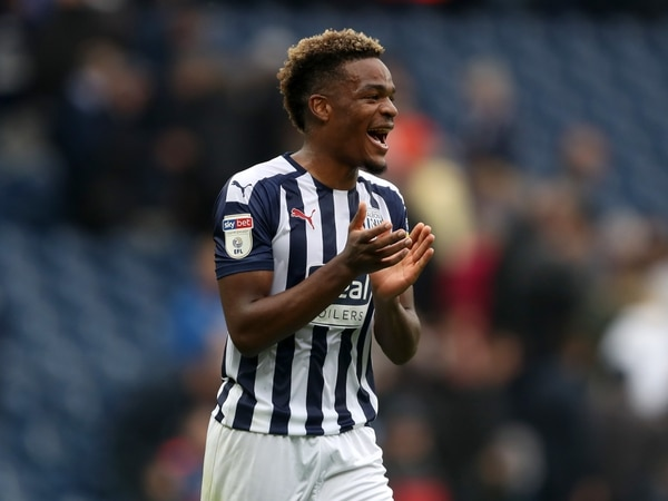 Sterling stuff from West Brom's Grady Diangana