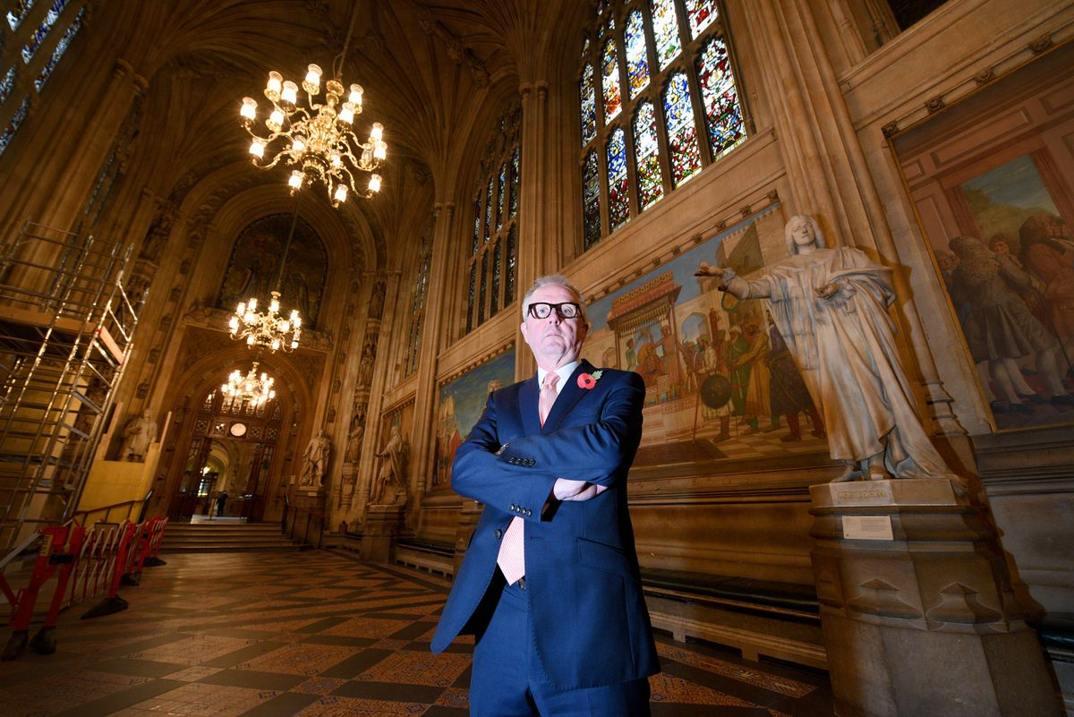 Lord Austin says Labour's progress under Sir Keir Starmer has been 'undermined'