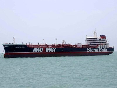Ministers 'considering freezing Iran assets' following tanker seizure