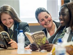 The Hart School congratulates pupils on GCSE success