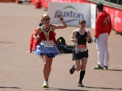 From Forrest Gump to a woman on stilts – London Marathon's new record holders