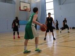 West Brom Basketball Club intensity pleasing Dale Deakin