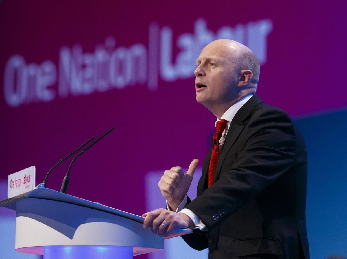 Liam Byrne is bidding to be Labour's candidate for West Midlands Mayor