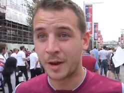 Fulham 1 Aston Villa 0 - Devastated Villa fans hoping stars will stay after Wembley heartbreak - WATCH
