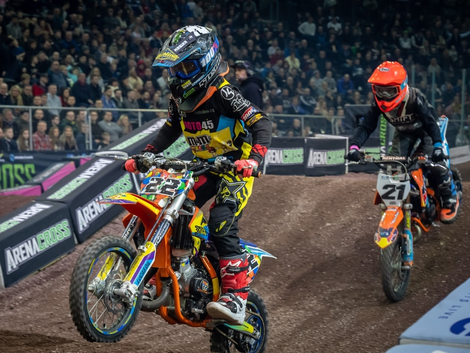 WIN: Tickets to The Arenacross Tour 2019 in Birmingham