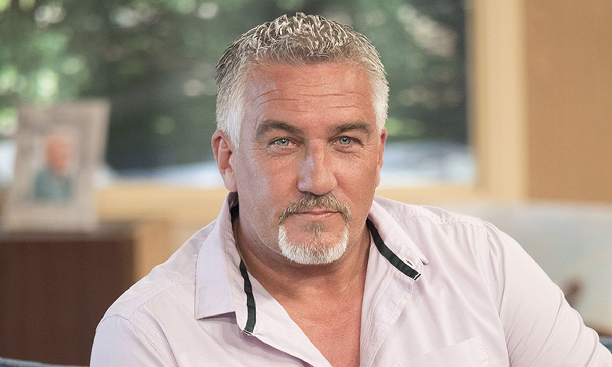 Paul Hollywood - no apology needed