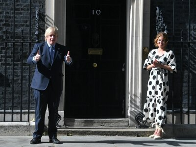 Boris Johnson leads nationwide applause for NHS to mark 72nd anniversary
