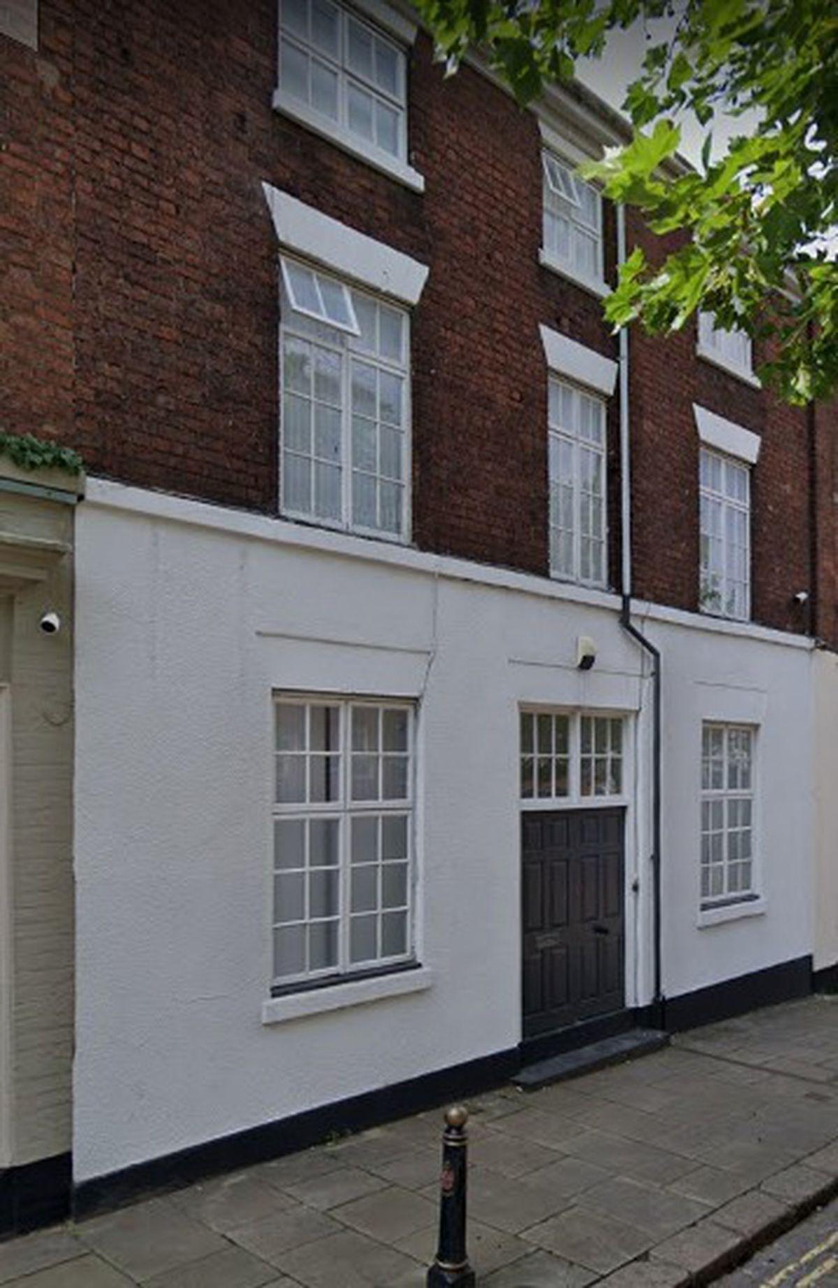 The empty former office building in Bond Street, Wolverhampton. Photo: Google Street View.