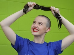 WATCH: Wolverhampton woman shaves hair to raise money for Cancer Research UK