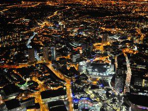 Birmingham at Night