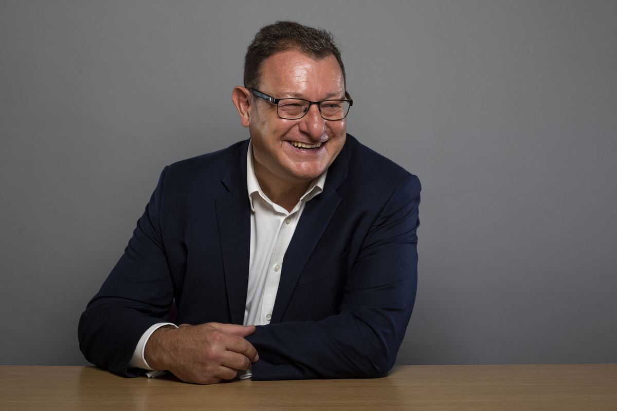 Marston's incoming CEO Andrew Andrea