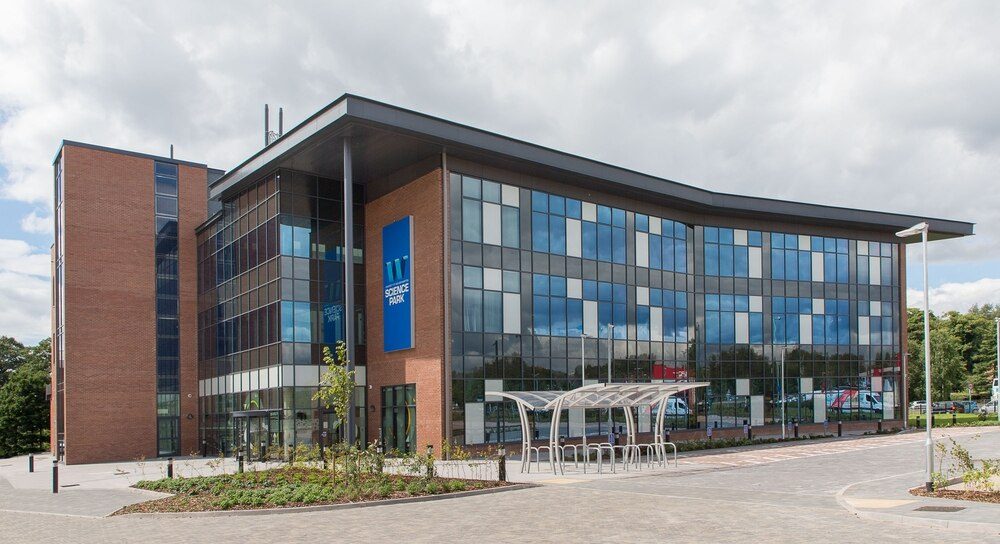 Watch Time Lapse Video Of Wolverhampton University S New