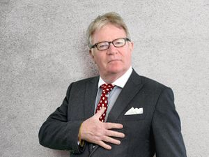Jim Davidson will not appear at the Wolverhampton Grand Theatre