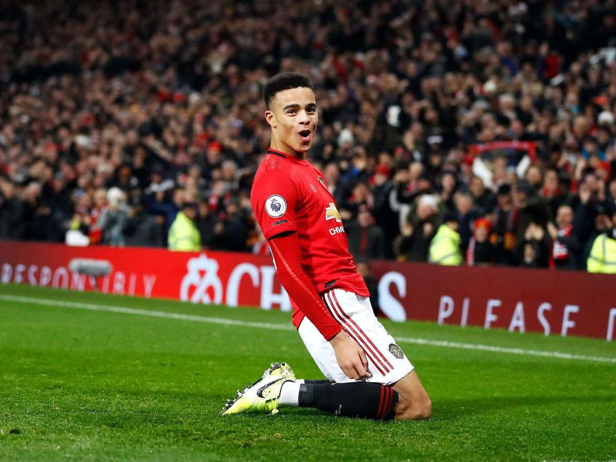 Mason Greenwood was a revelation for Manchester United last season, scoring 17 goals for the first team in all competitions.