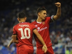 Carabao Cup: Tranmere 1 Walsall 3 - Report and pictures