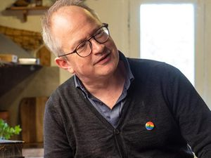 Robin Ince will talk about the human condition at his event (Image by Wolverhampton Literature Festival)