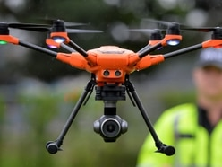 Police drones could be used to help elderly in winter