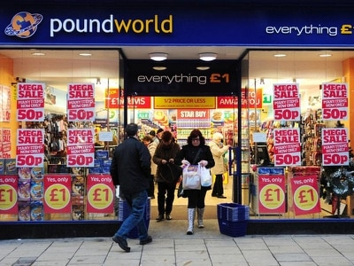 Poundworld to axe 531 jobs as 40 more stores set to close