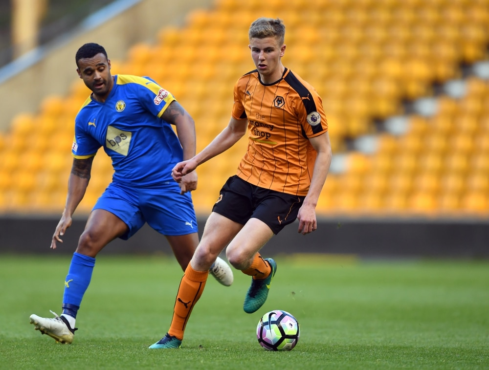 AFC Telford Sign Ryan Leak On Loan From Wolves