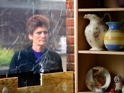Vandal attack at Rugeley charity shop leaves staff 'terrified'