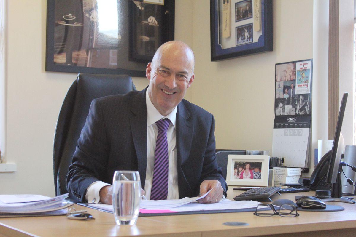 Nigel Waldron