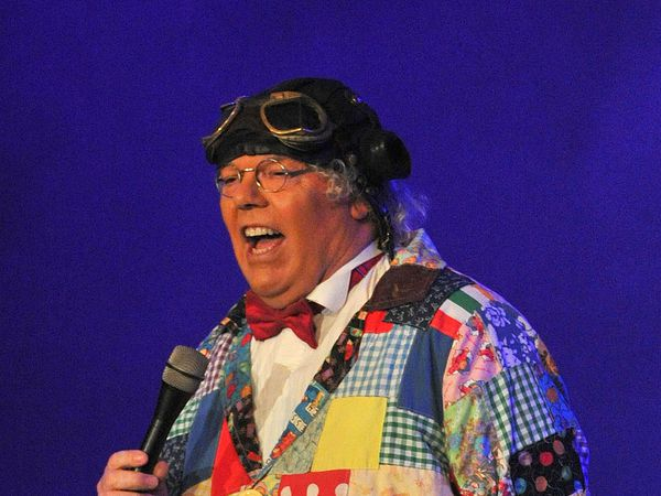 Roy Chubby Brown has a long history of playing shows in the West Midlands