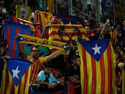 Thousands rally across Catalonia for independence from Spain