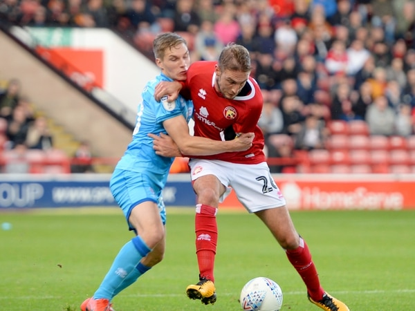 Walsall defender Gary Liddle set to extend Hartlepool loan until the end of the season