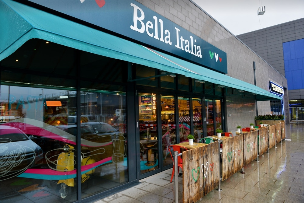 Former Bella Italia In Stafford To Be Transformed Into A