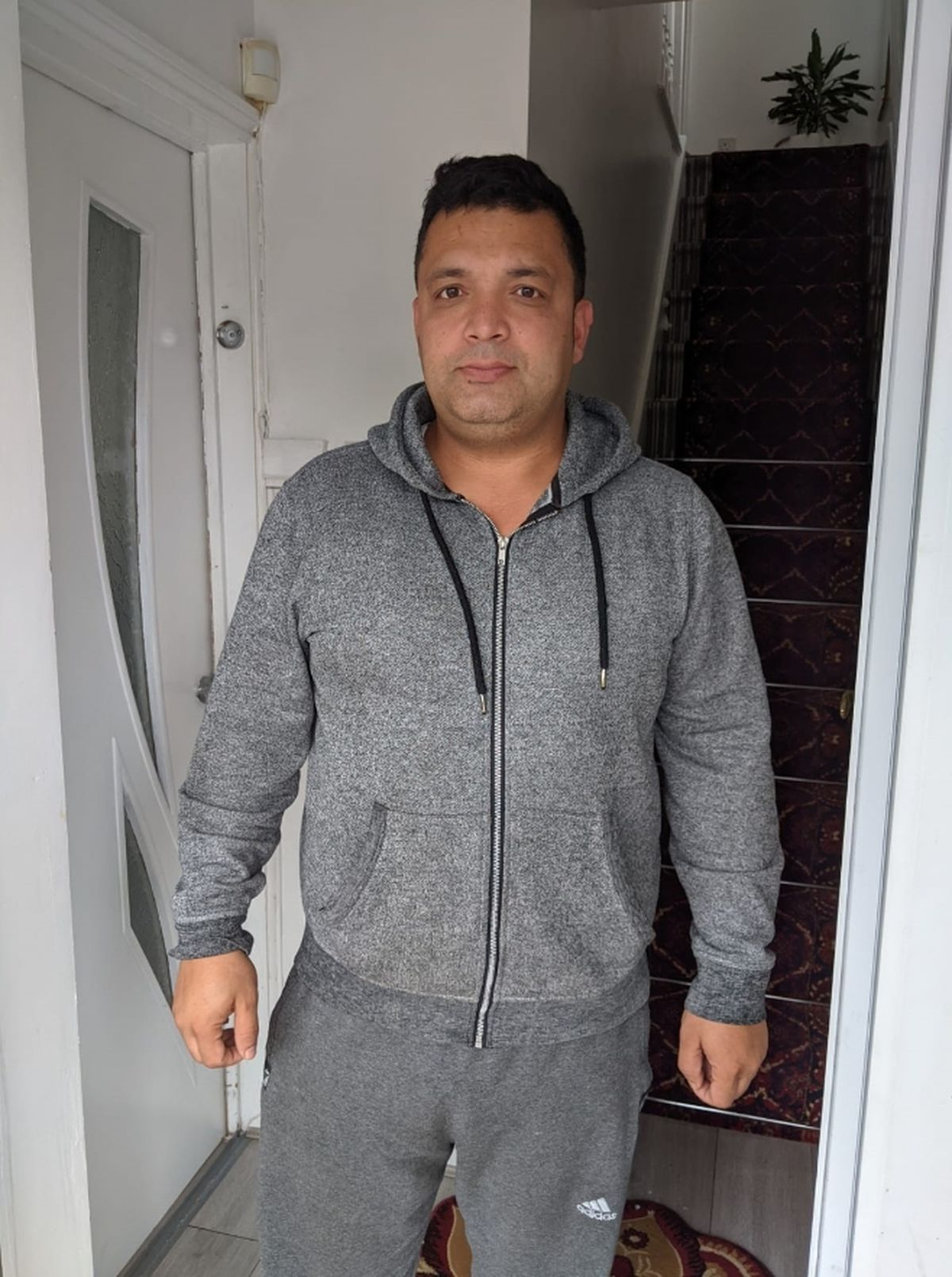 Ashmetullah Faizy called 999 after spotting the fire from his house across the road