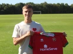 Walsall sign George Nurse on season-long loan from Bristol City