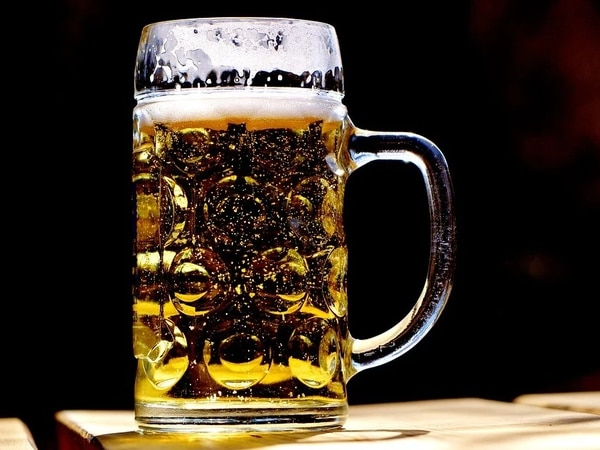 Andy Richardson: Beers are flowing as pubs reopen