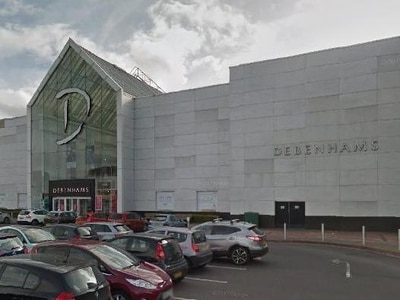 £12m revamp for exterior of Merry Hill shops