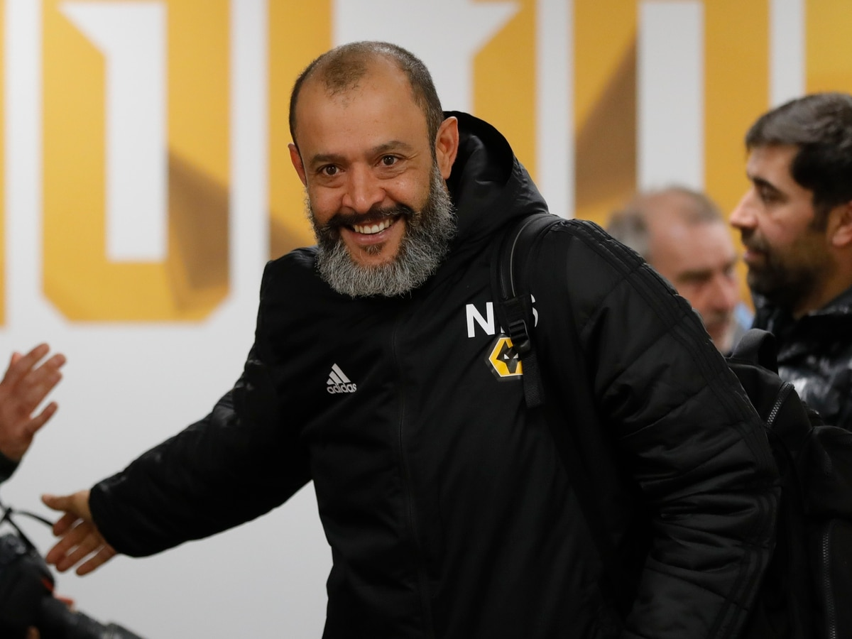 Wolves boss Nuno delighted with his defence