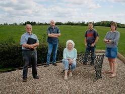 Residents near Bridgnorth highlight garden village fears