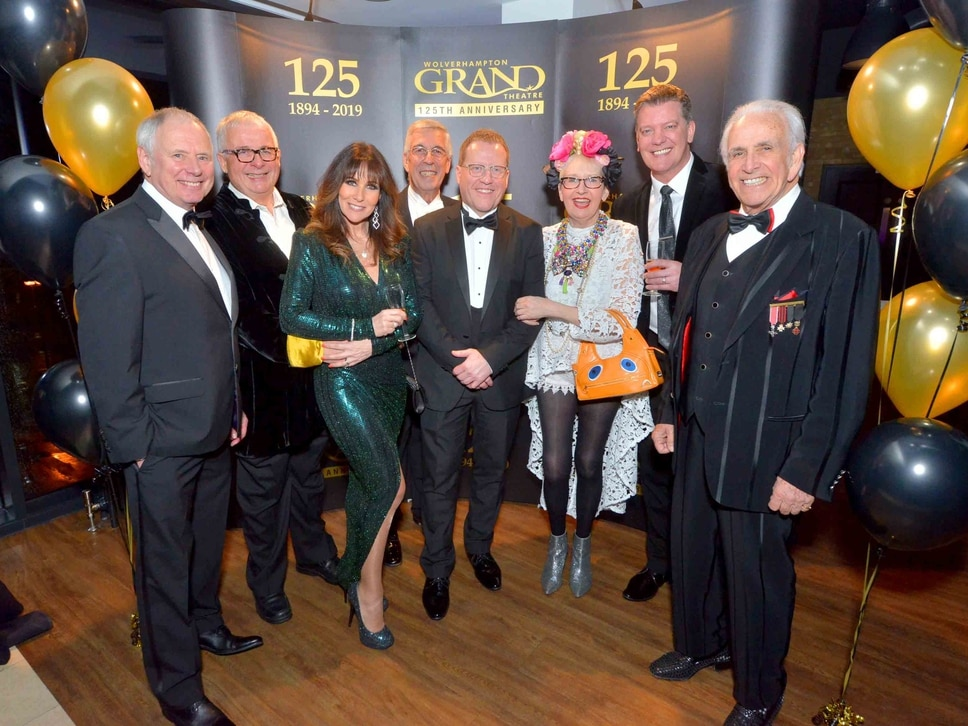 WATCH: Stars flock to Molineux to celebrate Wolverhampton Grand Theatre anniversary - in pictures