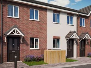 An artist impression of some of the homes proposed for the former Male and Son (Pensnett) site. Photo: Khoury Architects