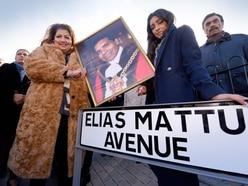 Road named in honour of former Wolverhampton mayor Elias Mattu