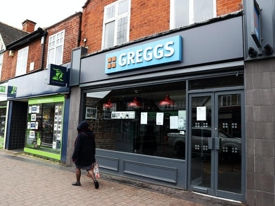 Greggs receives £150m Government coronavirus loan