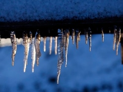 Cold weather warnings issued for election day