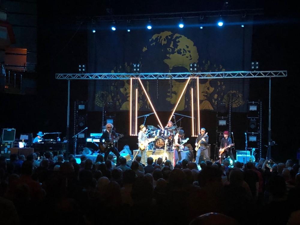Review: Mott the Hoople, Symphony Hall, Birmingham