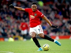 Solskjaer hopes Martial will return for Manchester United against rivals City